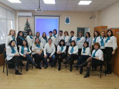 Служители на Регионален център-област Видин - Месец декември 2018 г. - РЦПППО - Видин
