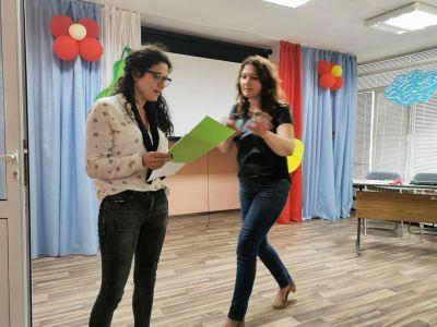 """Интерактивна среща на Тема: """"Ролята на ресурсните учители в съвместното преподаване"""" 1"""