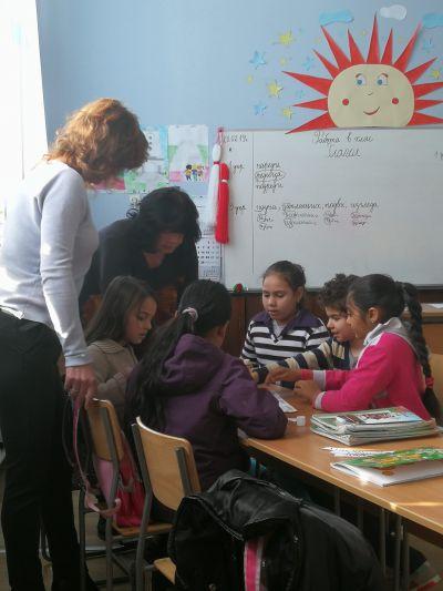 Открита практика на приобщаващото образование 1
