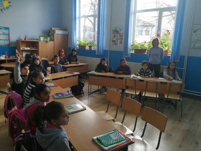 Открита практика на приобщаващото образование 3