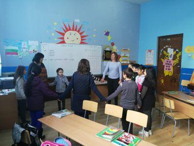 Открита практика на приобщаващото образование 4