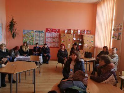 Открита практика на приобщаващото образование 6