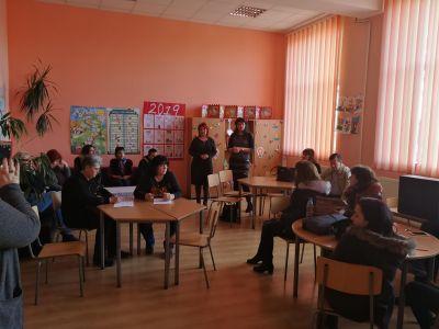 Открита практика на приобщаващото образование 8
