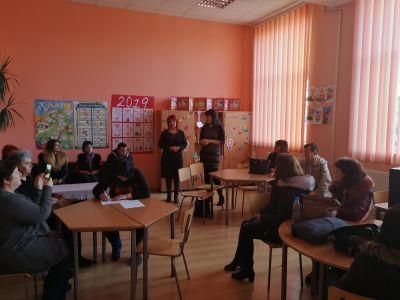 Открита практика на приобщаващото образование 9
