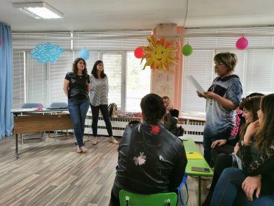 "Интерактивна среща по проект ""Уверени родители-успешни деца"" 10"