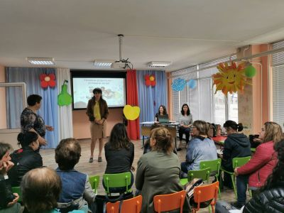 "Интерактивна среща по проект ""Уверени родители-успешни деца"" 4"