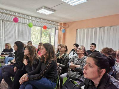 "Интерактивна среща по проект ""Уверени родители-успешни деца"" 5"
