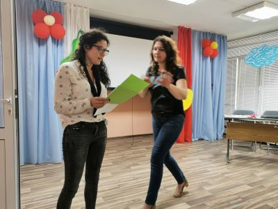 "Интерактивна среща по проект ""Уверени родители-успешни деца"" 8"